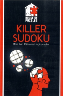 House of Puzzles: Killer Sudoku, Paperback Book