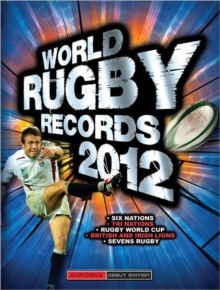 World Rugby Records, Paperback / softback Book