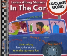 Listen Along Stories in the Car - Favourite Stories, CD-Audio Book