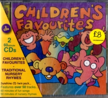 Children's Favourites - Traditional Nursery Rhymes, CD-Audio Book
