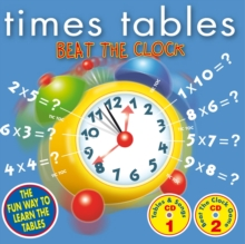 Times Tables Beat the Clock, CD-Audio Book
