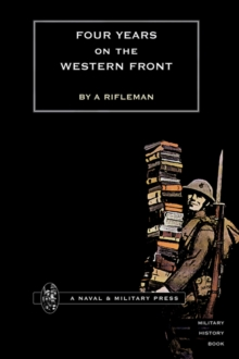 Four Years on the Western Front, Hardback Book