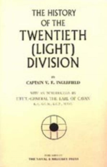 History of the Twentieth (light) Division, Hardback Book