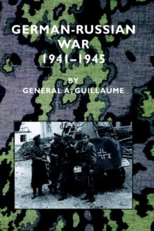 German-Russian War 1941-1945, Hardback Book