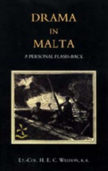 Drama in Malta, Hardback Book