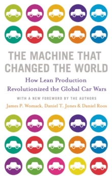 The Machine That Changed the World, Paperback Book