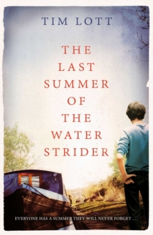 The Last Summer of the Water Strider, Hardback Book