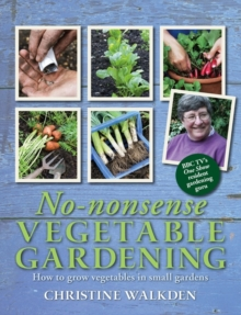 No-nonsense Vegetable Gardening, Paperback Book