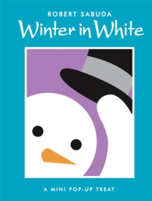 Winter in White, Hardback Book