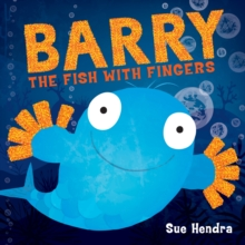 Barry the Fish with Fingers, Paperback / softback Book