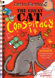 The Great Cat Conspiracy, Paperback Book