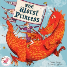 The Worst Princess, Paperback Book