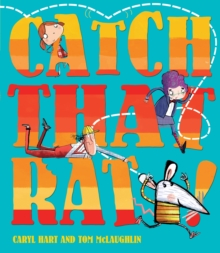 Catch That Rat, Paperback Book