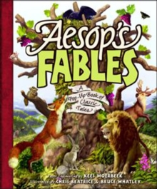 Aesop's Fables : A Pop-Up Book of Classic Tales, Hardback Book