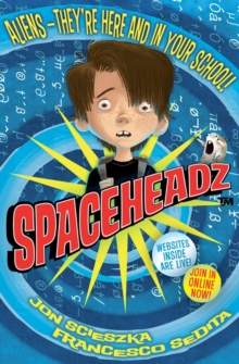 Spaceheadz, Paperback / softback Book