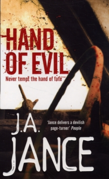 Hand of Evil, Paperback Book