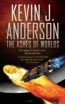 The Ashes of Worlds, Paperback Book