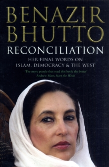 Reconciliation : Islam, Democracy and the West, Paperback / softback Book