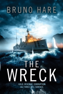 The Wreck, Paperback Book
