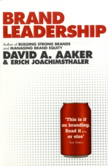Brand Leadership, Paperback Book