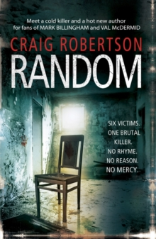 Random : A terrifying and highly inventive debut thriller, Paperback / softback Book