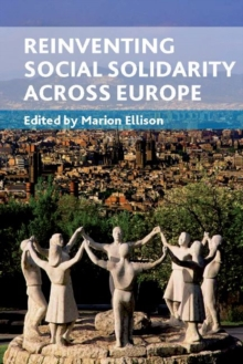 Reinventing social solidarity across Europe, Hardback Book
