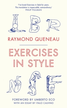 Exercises in Style, Paperback / softback Book