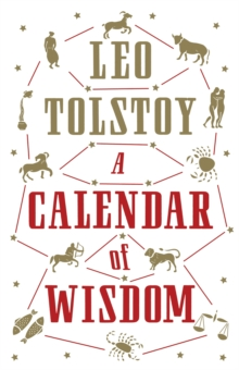 A Calendar of  Wisdom, Paperback / softback Book