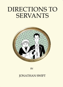 Directions to Servants, Paperback Book