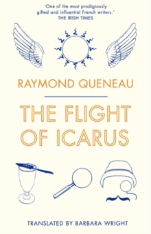 The Flight of Icarus, Paperback / softback Book