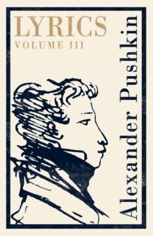Lyrics: Volume 3 (1824-29), Paperback / softback Book