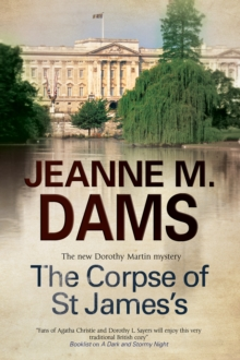 The Corpse of St James's, Paperback / softback Book