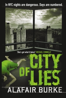 City of Lies, Paperback Book