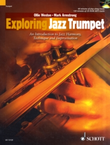 Exploring Jazz Trumpet : An Introduction to Jazz Harmony, Technique and Improvisation, Mixed media product Book