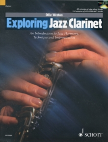 Exploring Jazz Clarinet, Mixed media product Book