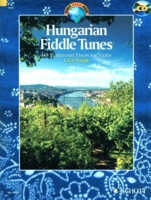 HUNGARIAN FIDDLE TUNES, Paperback Book