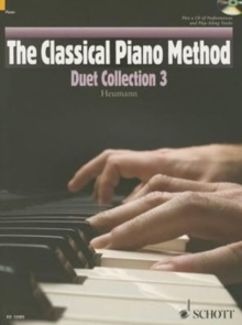 The Classical Piano Method : Duet Collection 3, Mixed media product Book