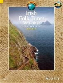 Irish Folk Tunes for Guitar : 24 Traditional Pieces, Mixed media product Book