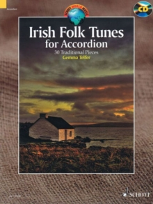 Irish Folk Tunes for Accordion : 30 Traditional Pieces, Mixed media product Book