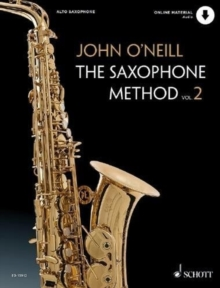 The Saxophone Method : The Saxophone Method 2, Book Book