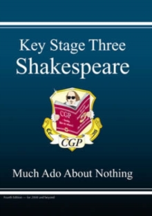 KS3 English Shakespeare Text Guide - Much Ado About Nothing, Paperback Book