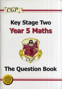 KS2 Maths Targeted Question Book - Year 5, Paperback Book