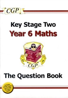 KS2 Maths Targeted Question Book - Year 6, Paperback Book