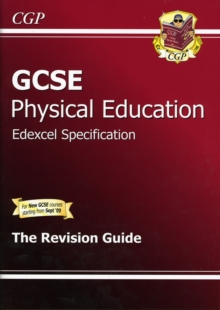 GCSE Physical Education Edexcel Full Course Revision Guide (A*-G Course), Paperback Book