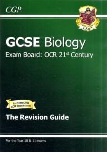 GCSE Biology OCR 21st Century Revision Guide (with Online Edition) (A*-G Course), Paperback Book