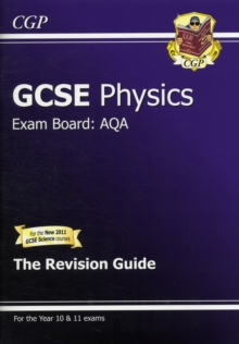 GCSE Physics AQA Revision Guide (with Online Edition) (A*-G Course), Paperback Book
