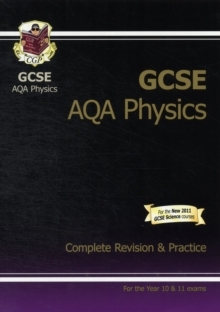 GCSE Physics AQA Complete Revision & Practice (A*-G Course), Paperback Book