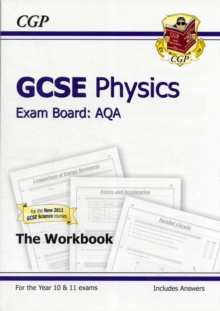 GCSE Physics AQA Workbook Incl Answers - Higher (A*-G Course), Paperback Book