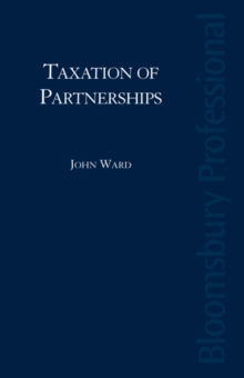 Taxation of Partnerships, Hardback Book