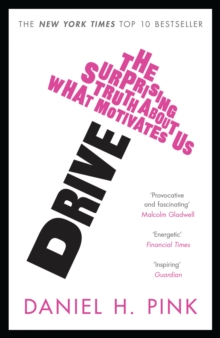 Drive : The Surprising Truth About What Motivates Us, Paperback Book